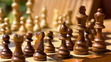 Фото Шахматы для детей. Шахматы  для начинающих.