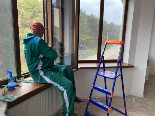 Фото Уборка после ремонта г.Севастополь Севастополь Рыбаков 7